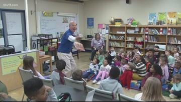 Reading Roadtrip: Robert Davis Elementary