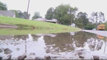 Record rain brings floods to central Arkansas