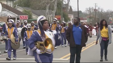 March to Selma, Alabama