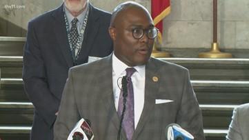 Little Rock mayor says if you see large gatherings of people, contact authorities