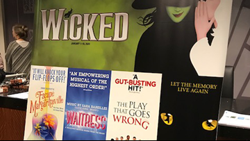 'Wicked,' 'Cats' coming to Robinson Performance Hall for 2019-2020 season