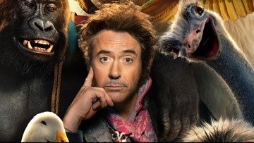 Do little to go see the new Dolittle movie