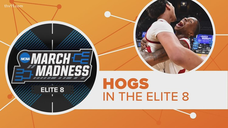 Razorbacks' history in the Elite 8 | Connect the Dots