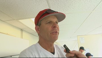 Tommy Raffo reacts to 13-9 loss to Arkansas State
