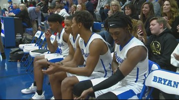 Bryant clinches 6A central title