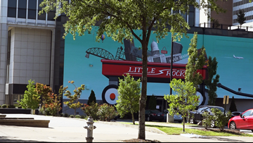 Artists wanted for two new murals going up in downtown Little Rock