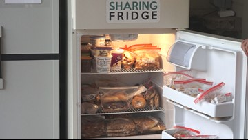 Conway's refrigerator pantry needs help keeping people fed during spring break