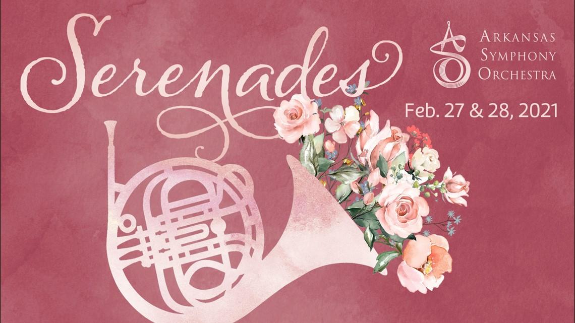 Arkansas Symphony Orchestra presents 'Serenades' virtual concert