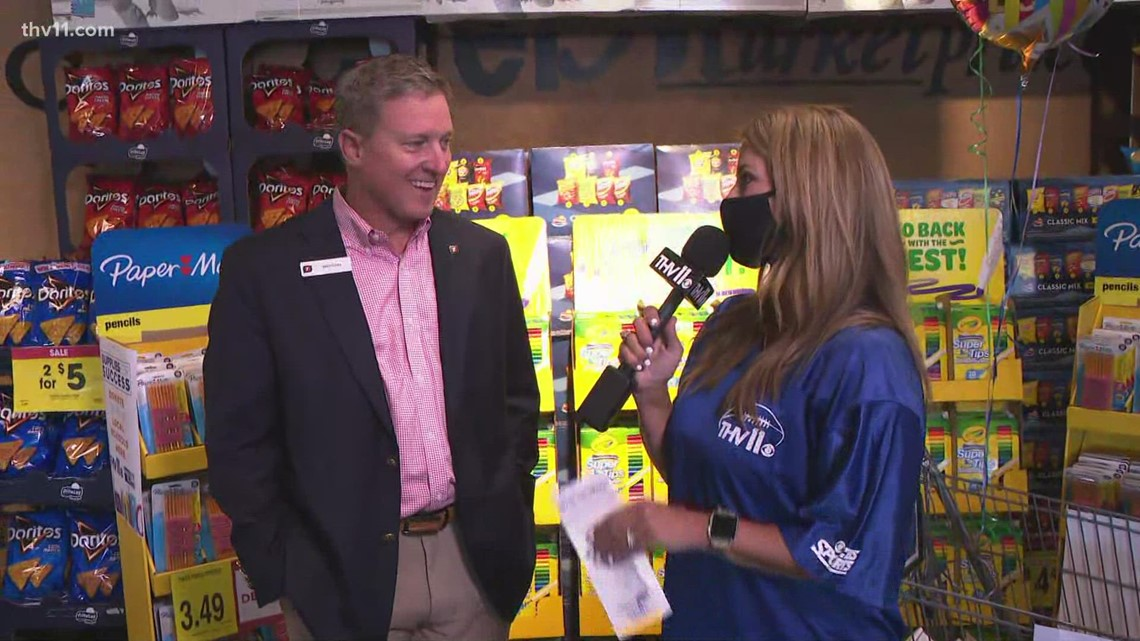 Simmons Bank focuses on the community by helping support THV11's annual school supply drive