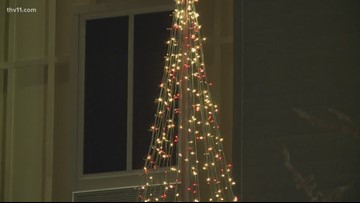 Ronald McDonald House gives hope during Christmas Lighting Ceremony