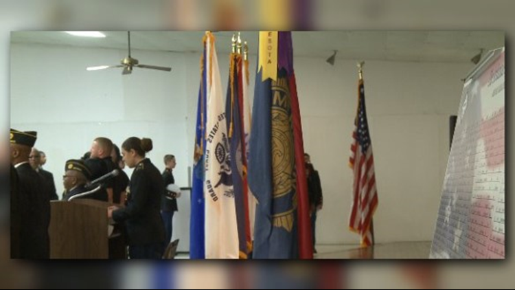 Fallen Heroes Ceremony honors fallen service members