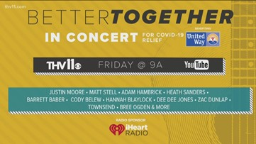 Virtual concert for COVID-19 relief to be hosted by THV11's Ashley King