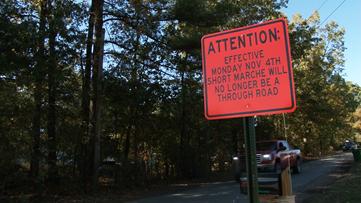 Short Marche Road controversy continues