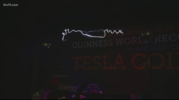 Shock the Rock | World's Largest Tesla Coil