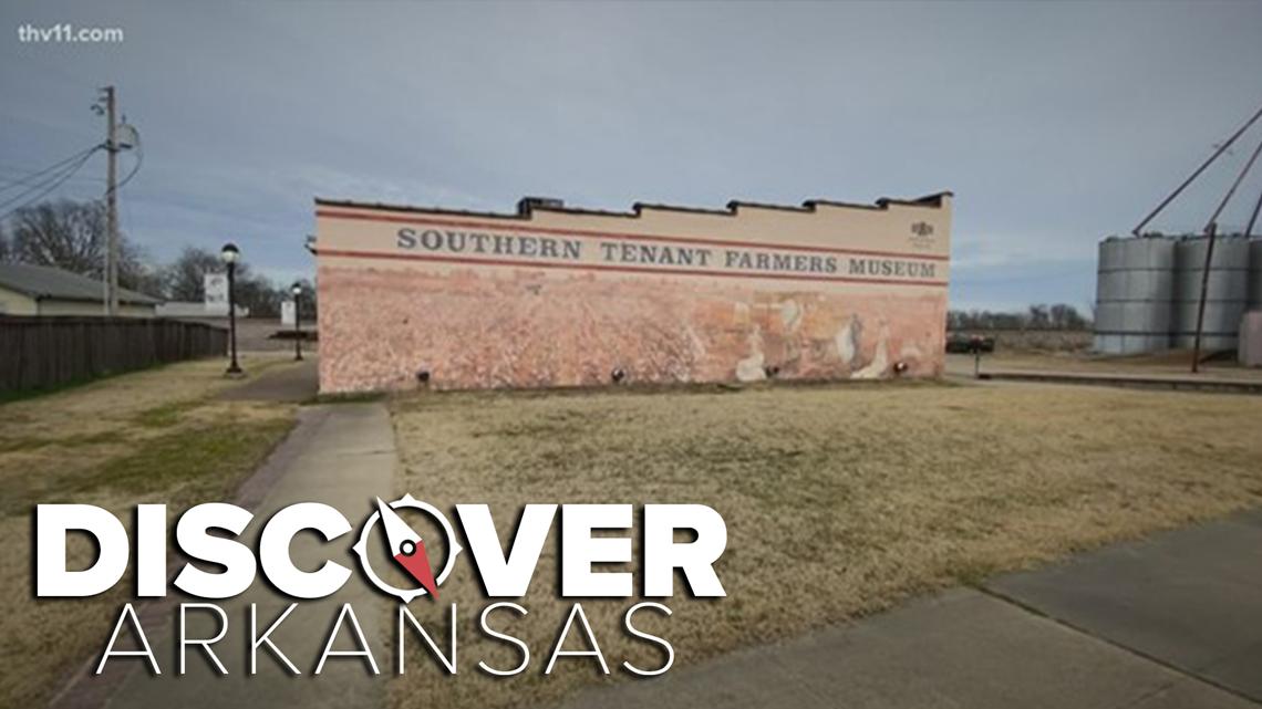 Tenant Farmers Museum   Discover Arkansas