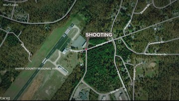 Sharp County officer involved shooting