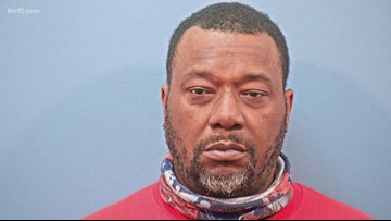 Man arrested for having gun on school campus