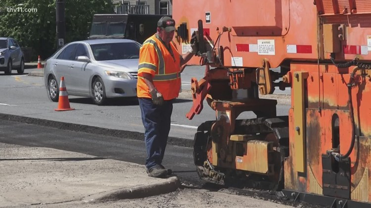 Potholes cause frustration while ARDOT works to fix re-occurring problem