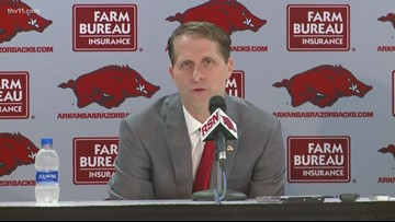 Meeting Musselman: Coach coming to Little Rock