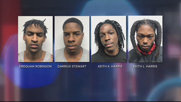 Four teens arrested in gas station murder of airman, charged with capital murder, aggravated robbery