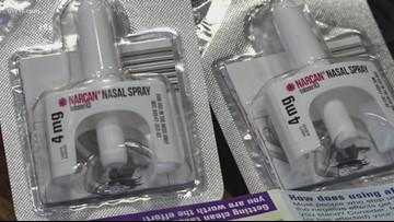 Arkansas fights opioid epidemic by giving school nurses access to Narcan