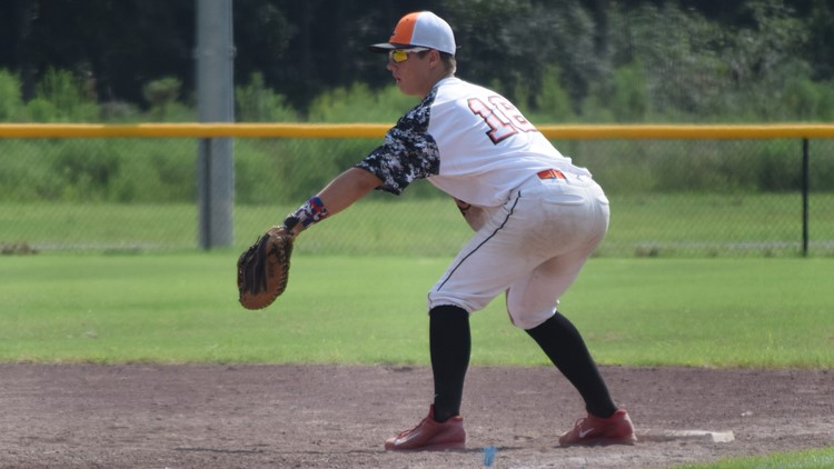 After being told he'd never play again, Dover junior back on the baseball field after heart transplant