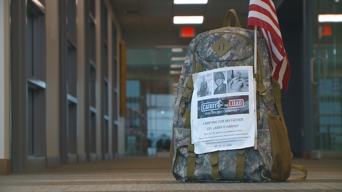 'Carry the Load' campaign reminds public of true meaning behind Memorial Day
