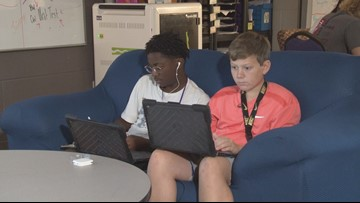New program provides flexibility for Lonoke High School students