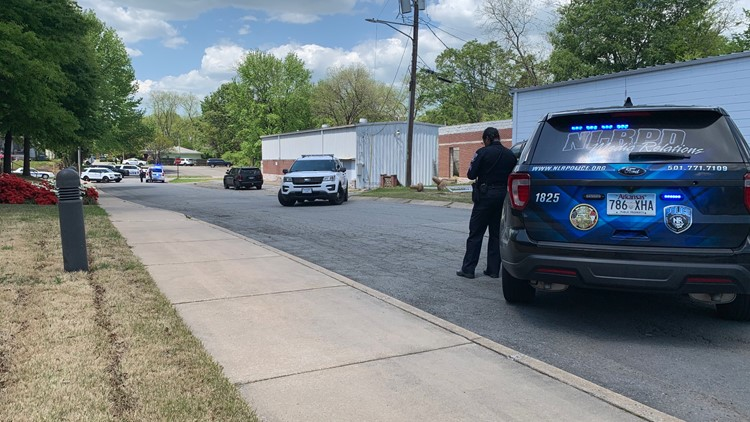 North Little Rock High School lockdown lifted after subject barricaded self at nearby residence