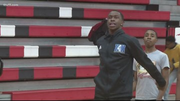 Davis hoping to lead Jacksonville to state title