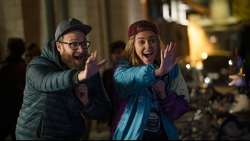 Charlize Theron & Seth Rogen's chemistry carries Long Shot while The Intruder disappoints