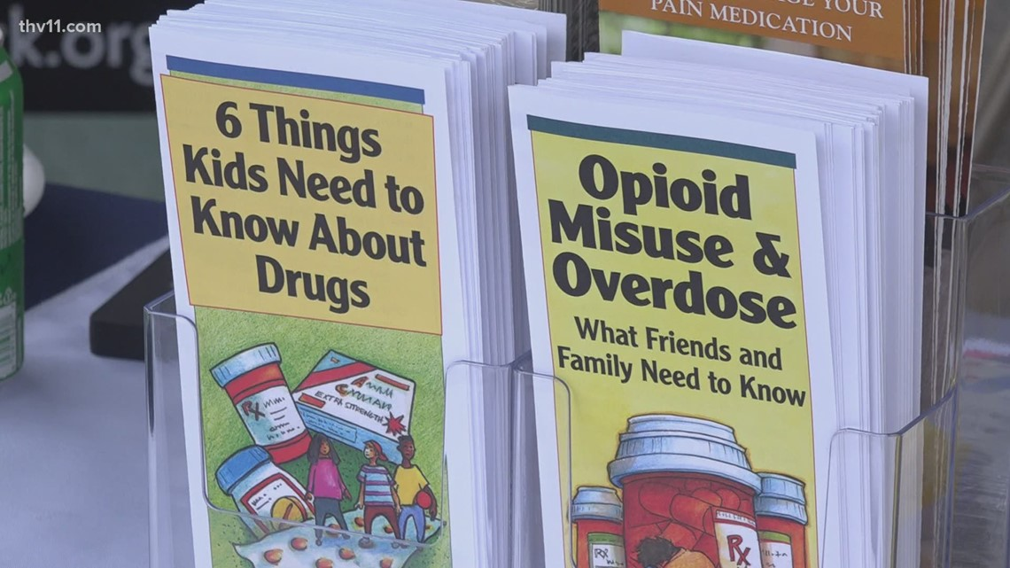 New pilot program helping Arkansas kids put at-risk by opioids and other drugs