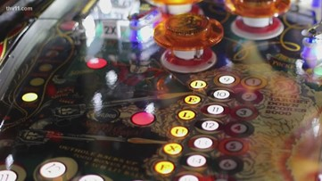 Flashback Pinball Arcade officially opens in Conway