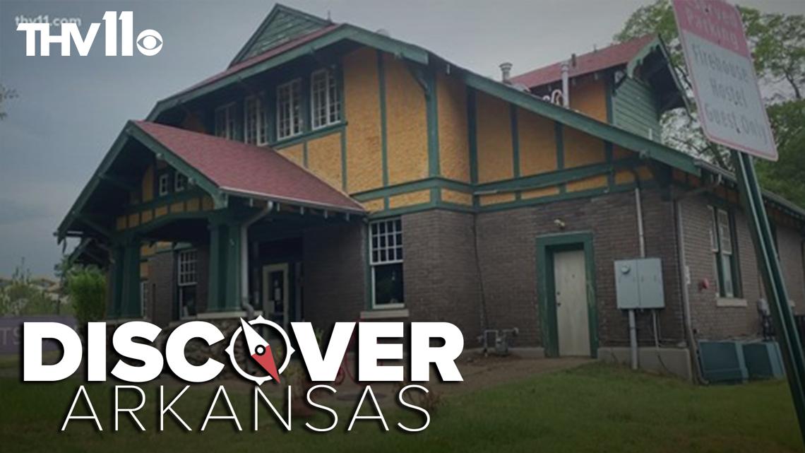 Little Rock Firehouse Hostel & Museum | Discover Arkansas