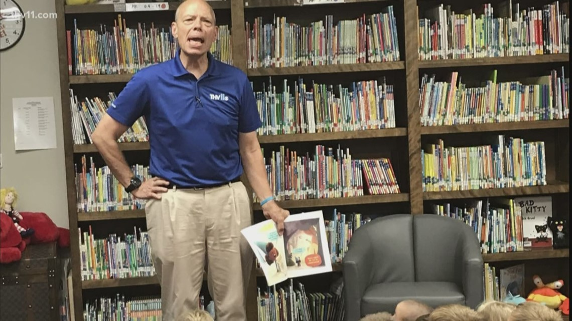 Reading Roadtrip visits planet pre-K, where there are no limits