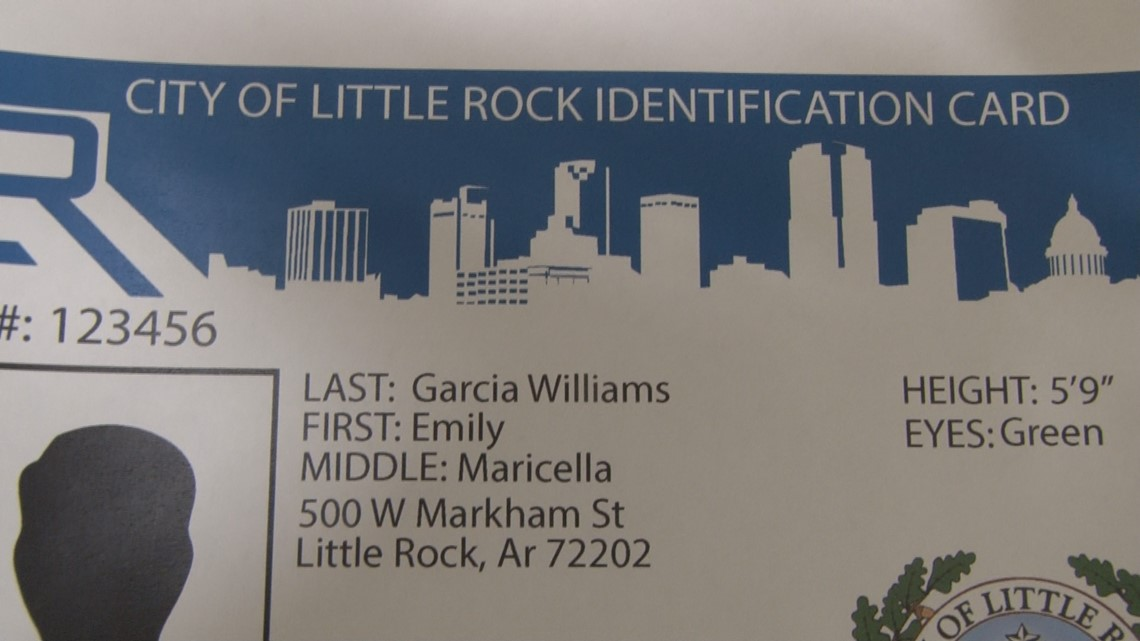 Little Rock To Issue Id Cards To Help Immigrants Homeless Community