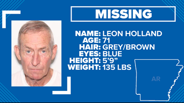 UPDATE: Silver Alert inactivated for 71-year-old man missing from Prarie County