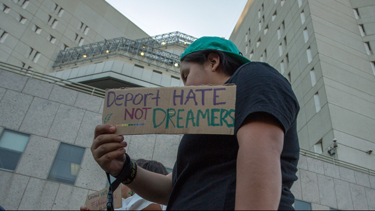 Seven states file lawsuit to end DACA program