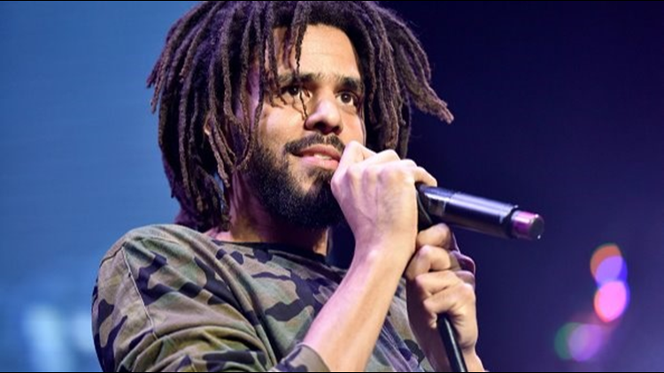 J. Cole coming to Amalie Arena in Tampa