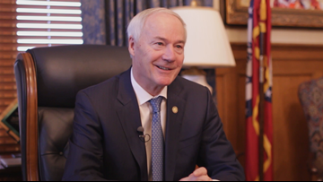 Gov. Hutchinson hopes for bipartisanship during Trump impeachment trial
