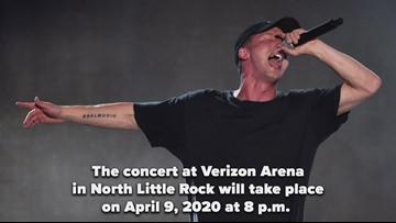 Rapper NF to perform at Verizon Arena in April