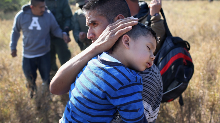 Administration's Plan for Immigrant Children: Send Them to Military Bases