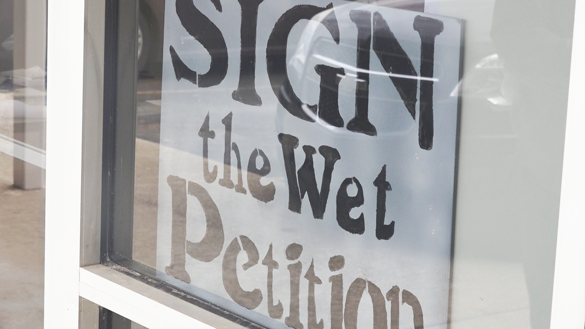 Hot Spring Co. group petitions for wet/dry issue on November ballot