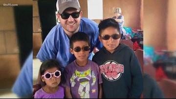 Central Arkansans helping Central Americans