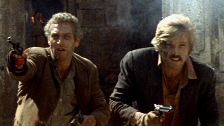 Butch Cassidy and the Sundance Kid changed buddy movies & westerns for the better