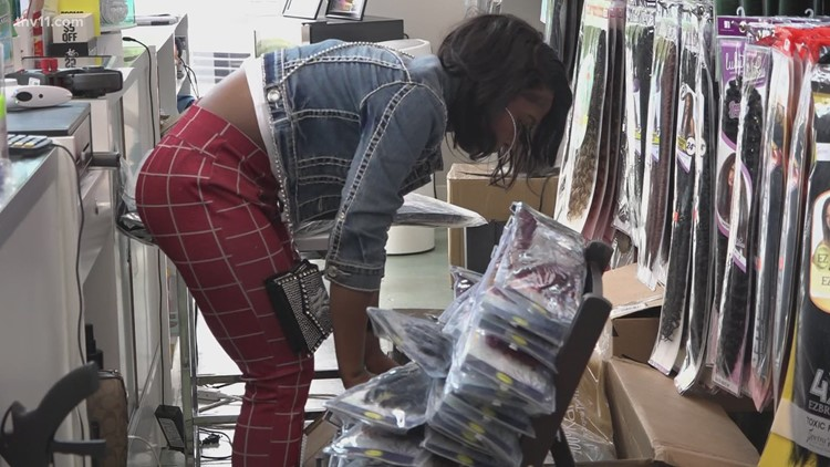Black owned beauty supply store aims to diversify market