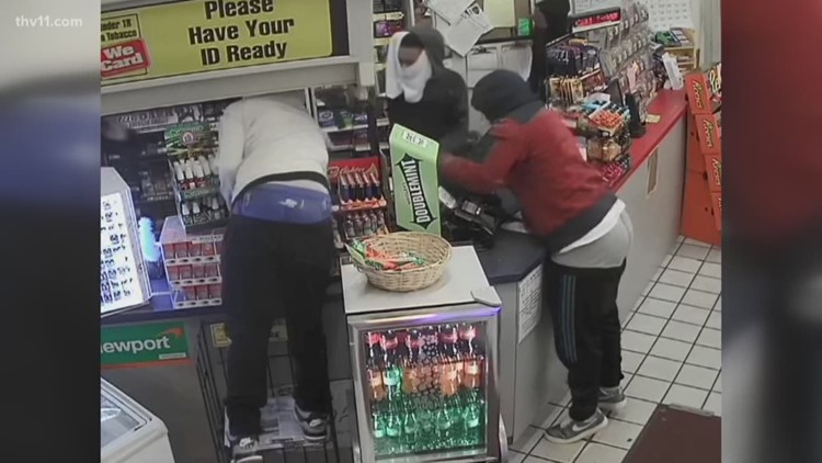 JPD investigating after gas station robbery