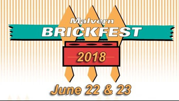 38th annual Brickfest features live music, food competitions