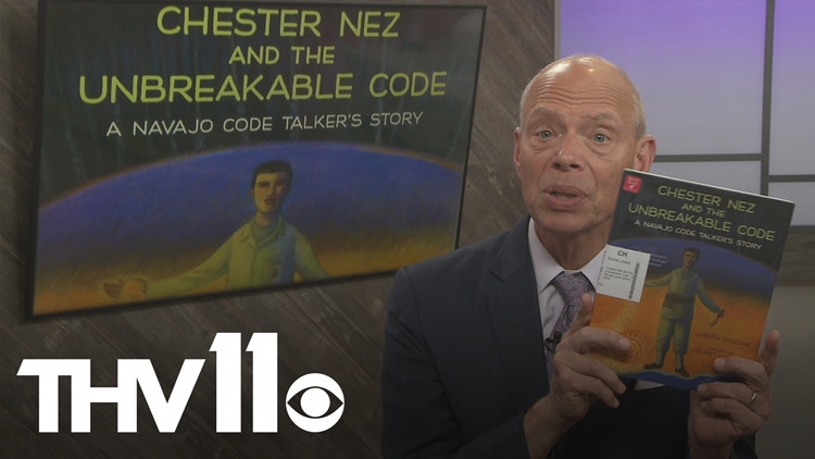 Craig O'Neill reads Chester Nez and the Unbreakable Code