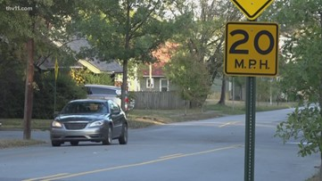 Downtown Little Rock committee aims to tackle speeding